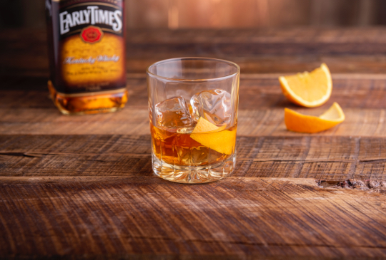 Early Times Old Fashioned